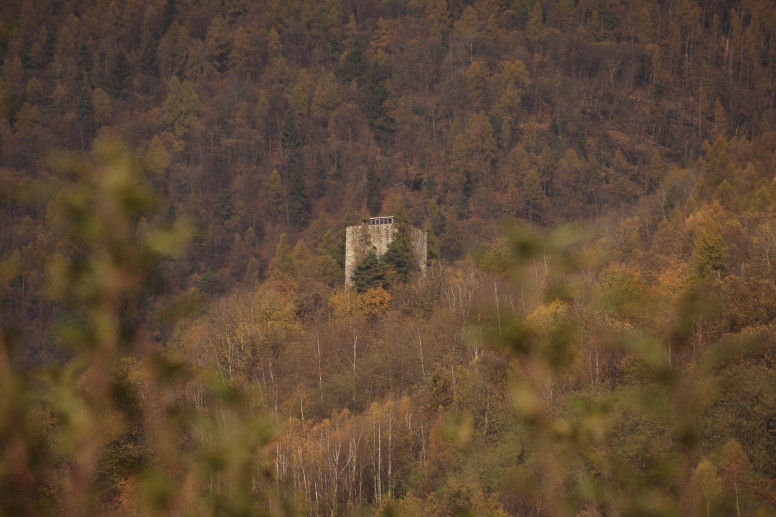 Tower of Castionetto