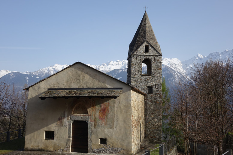 Church of Saint Roch, Sebastian and Christopher