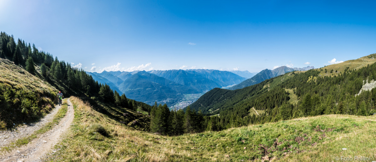 Huts at Alpe Mara - Alpe Cavallina