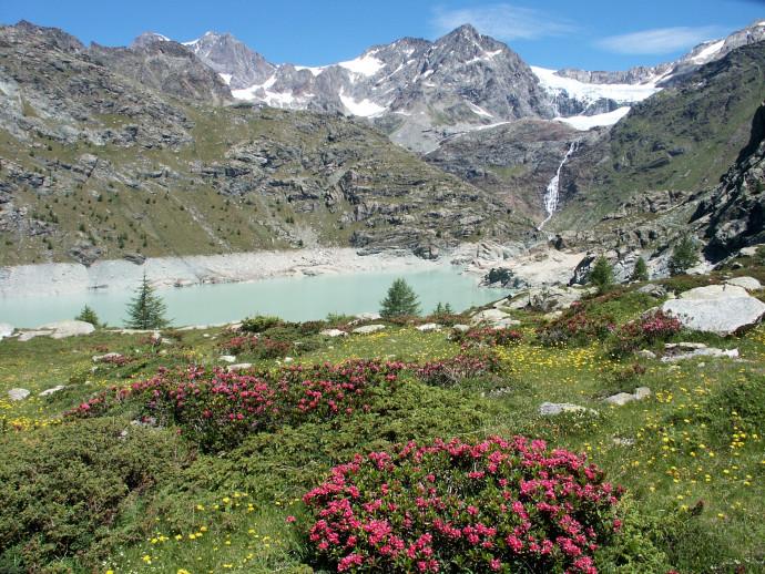 Le dighe della Valmalenco
