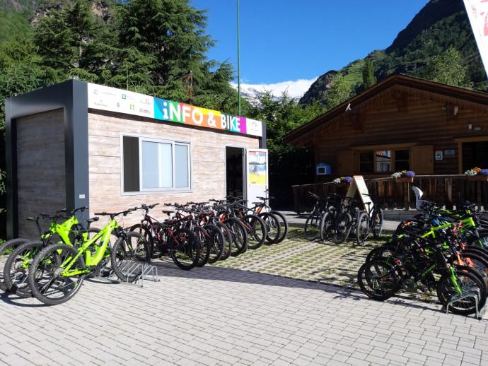 Noleggio Rent Bike Palù