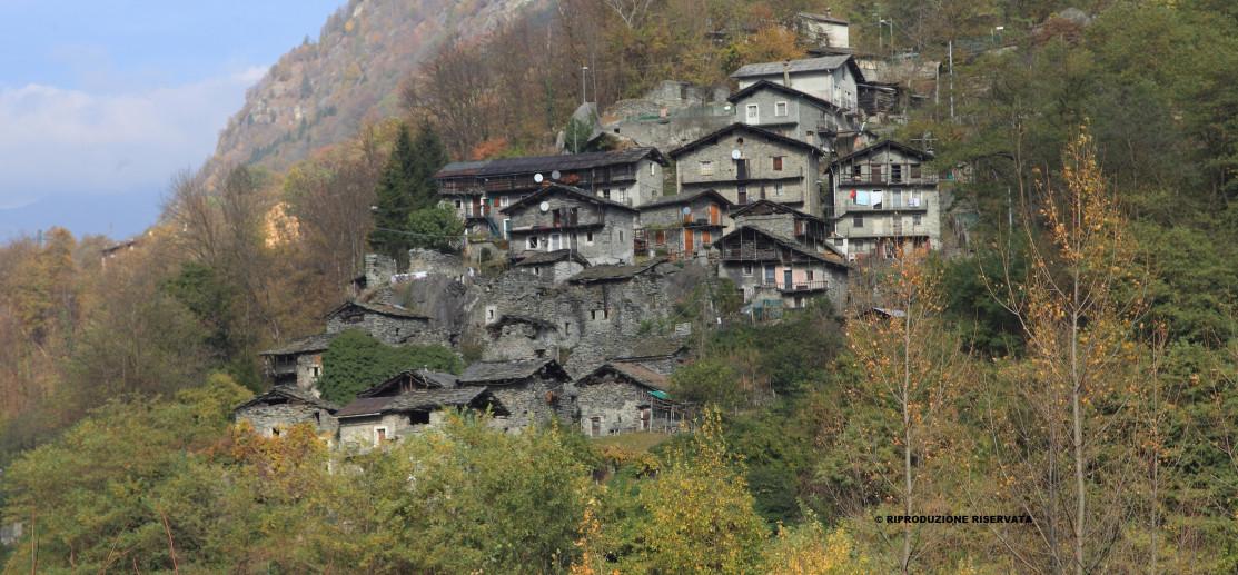 Scilironi in Valmaleno