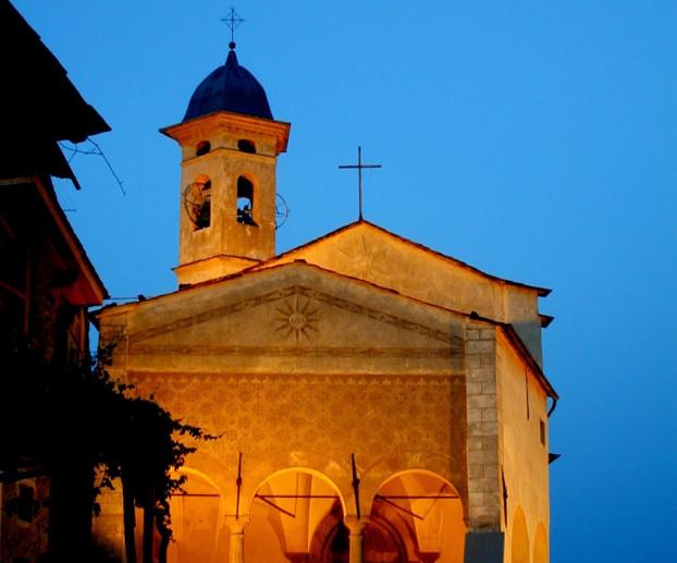 Santuario della Madonna della Sassella