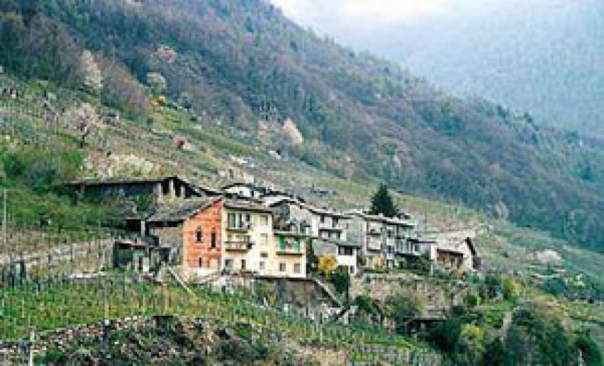 nuclei rurali di Ponte in Valtellina