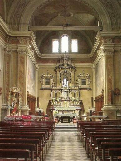 Chiesa dei SS. Rocco, Fabiano e Sebastiano