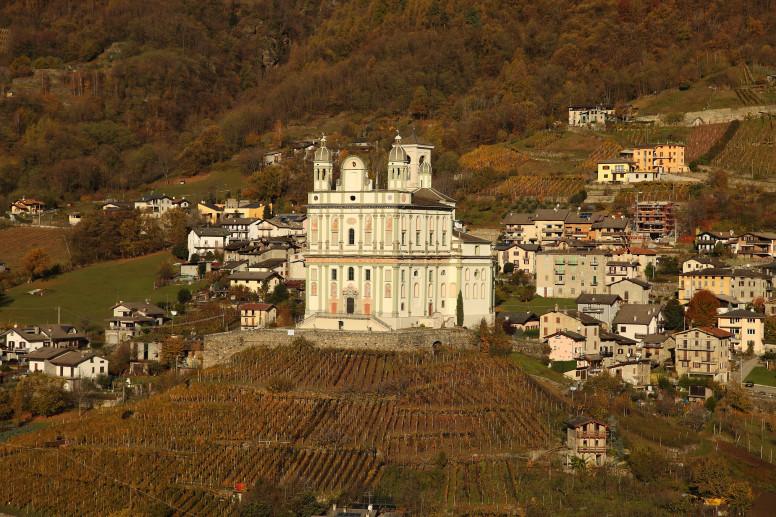 Churches and Sanctuaries