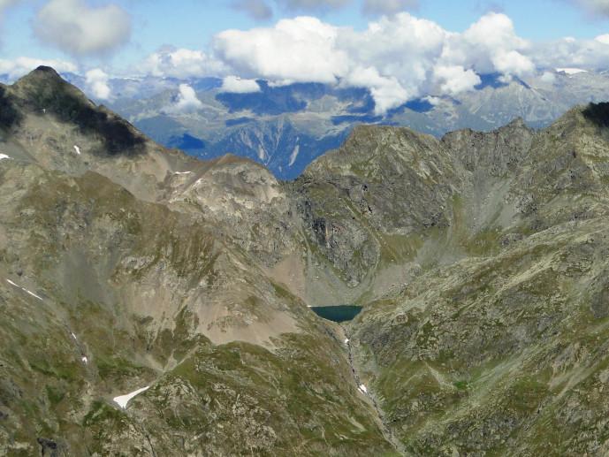 Bivacchi in Val Malgina