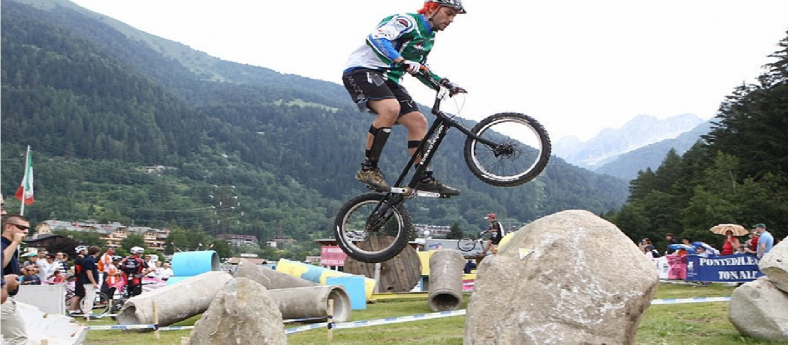 Coppa Italia bici trials