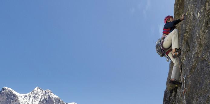 Climbing apprenticeship - Mountain class