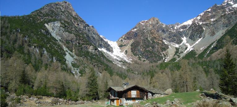 Pietra ollare trail