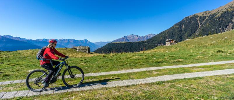 MTB-Berbenno, Alpe Caldenno
