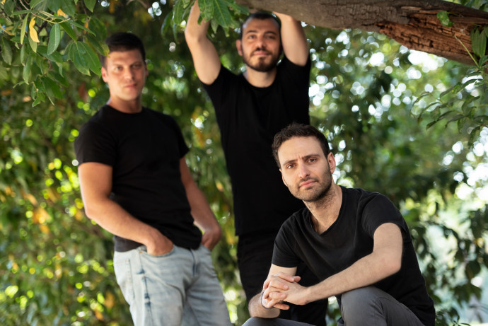 Danilo Blaiotta Trio - Departures