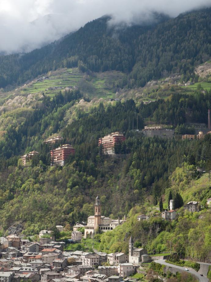 Ospedale Morelli di Sondalo, luogo del cuore