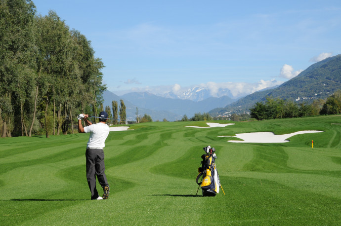 Valtellina golf club