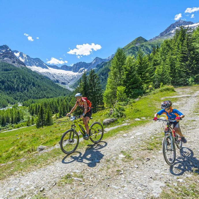 Tour in e-bike alla scoperta della Valmalenco