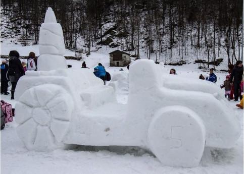 Idroelettricamente neve
