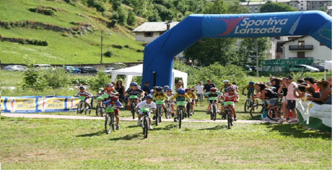 8° trofeo Valmalenco di mountain bike