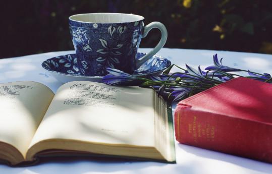 Tè letterario