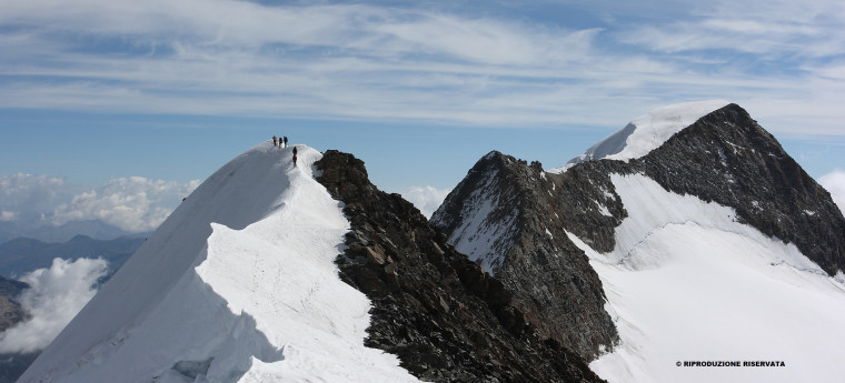 Cresta delle Belleviste - Valmalenco