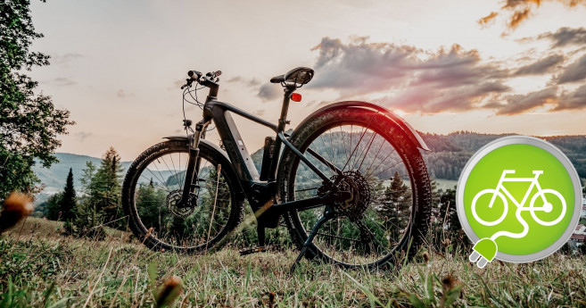 Colonnine per la ricarica delle e-bike