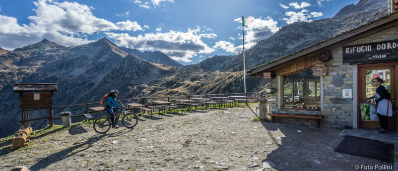 Fusine - Valmadre - Passo Dordona