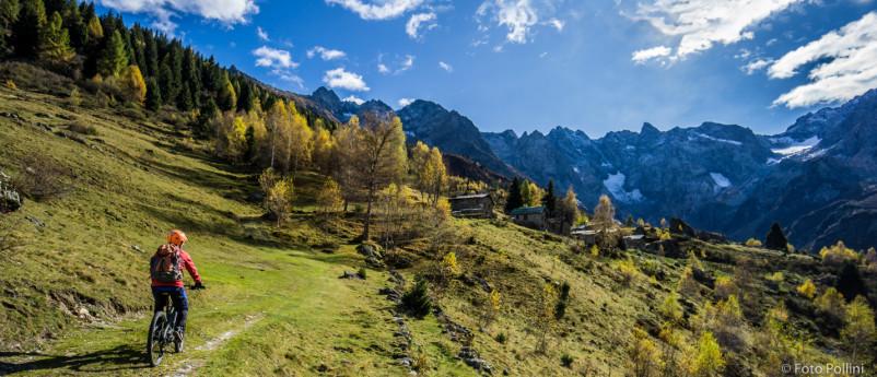 Ponte in Valtellina - Val d'Arigna