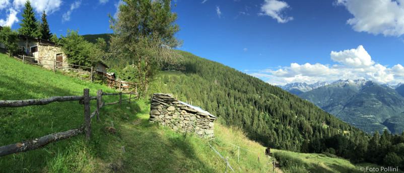 Montagna in Valtellina - Carnale - Davaglione