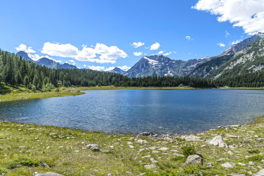 L'Alpe e il Lago Palù