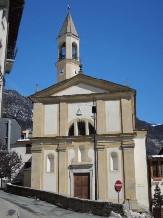 Chiesa in Valmalenco
