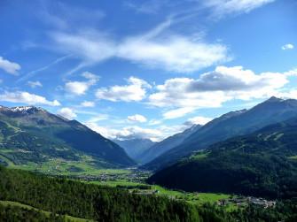 Il mio viaggio in Valtellina