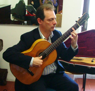 Recital di Stefano Grondona
