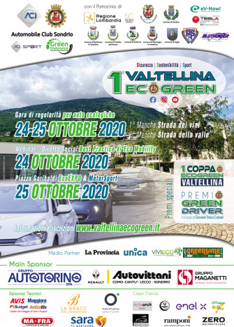 1° Valtellina Eco green