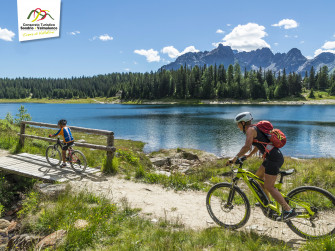 Cycling, trekking & climbing - Mountain class
