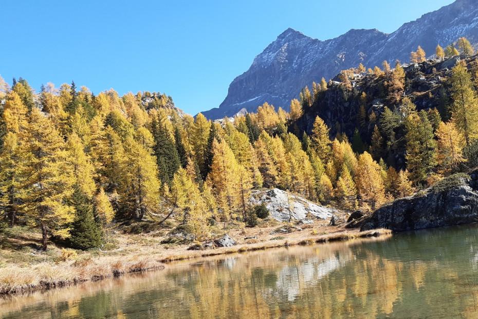 Lago del Mufulé