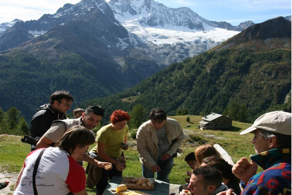 L'Alpe dell'Oro