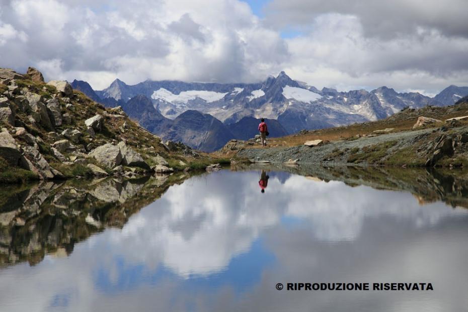 7. Rifugio Bignami - Rifugio Cristina