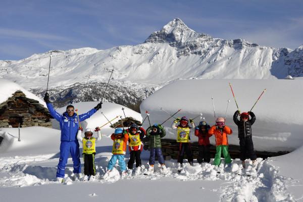 Scuola di sci 01