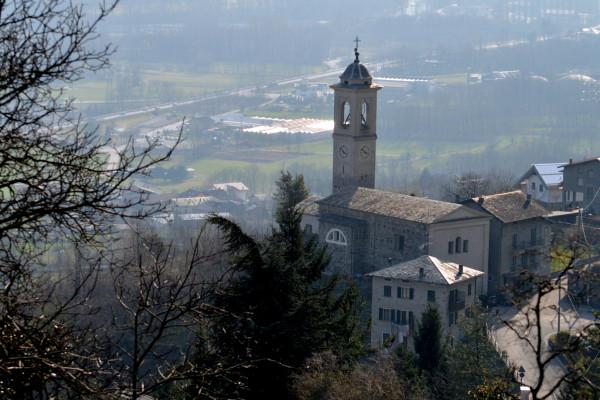 Chiesa S. Rocco di Castione