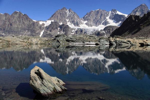 Lago delle forbici - riproduzione riservata