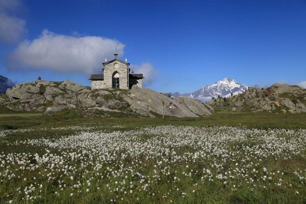 Chiesetta alpe Prabello - Rip. riservata