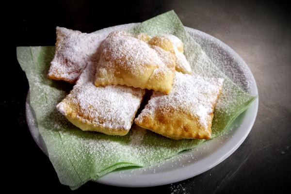 Frittelle Rifugio Tartaglione